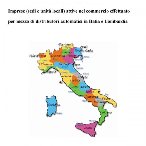 Seimila attività di distribuzione automatica in Italia. Roma al top