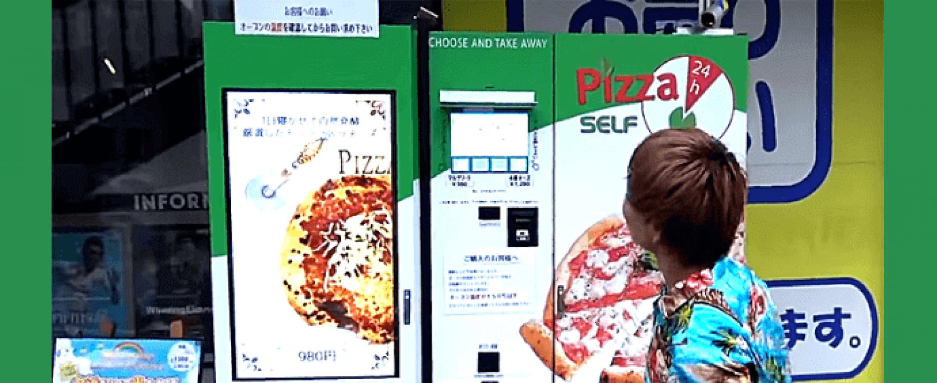 È made in Italy il primo d.a. di pizza appena sfornata del Giappone