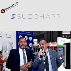 Venditalia 2018. Intervista con Luca Rossato di SUZOHAPP