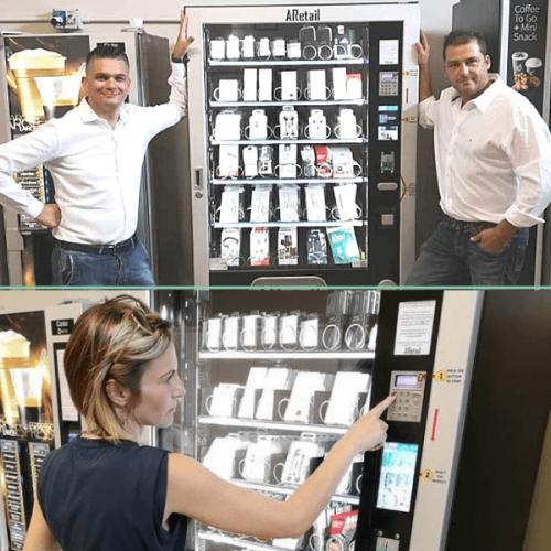 ARetail, la macchina che unisce Vending e E-commerce