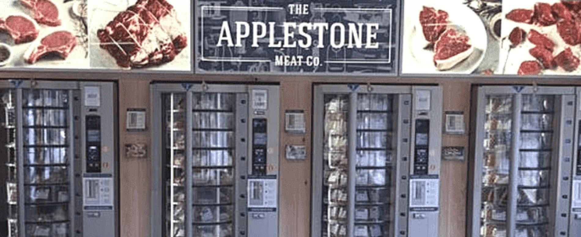 Il business della bistecca alla vending machine