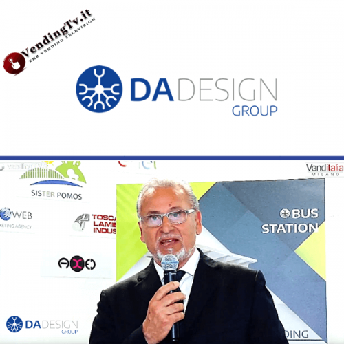 Venditalia 2018. Lo Urban Smart Mobility & Vending di DA Design Group