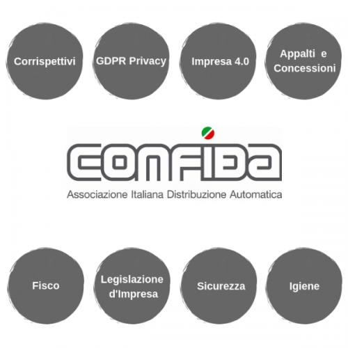 CONFIDA. A disposizione degli associati 8 sportelli di consulenza