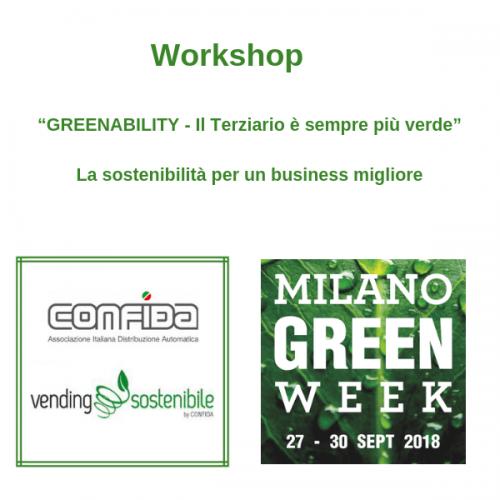 CONFIDA partecipa alla Milano Green Week