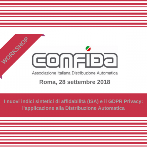 CONFIDA. Il 28 settembre un workshop su ISA e GDPR Privacy