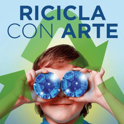"""""""Ricicla con Arte"""": il concorso San Benedetto per nipoti e figli dei dipendenti"""