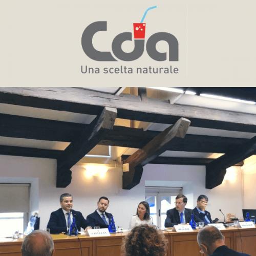 CDA: presentato il piano di welfare aziendale al CSR Day
