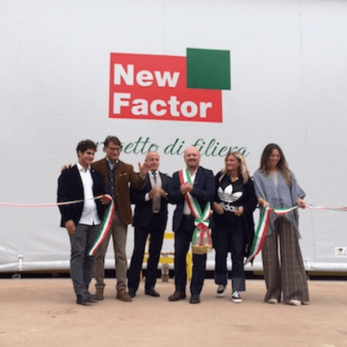 New Factor entra nell'industria 4.0