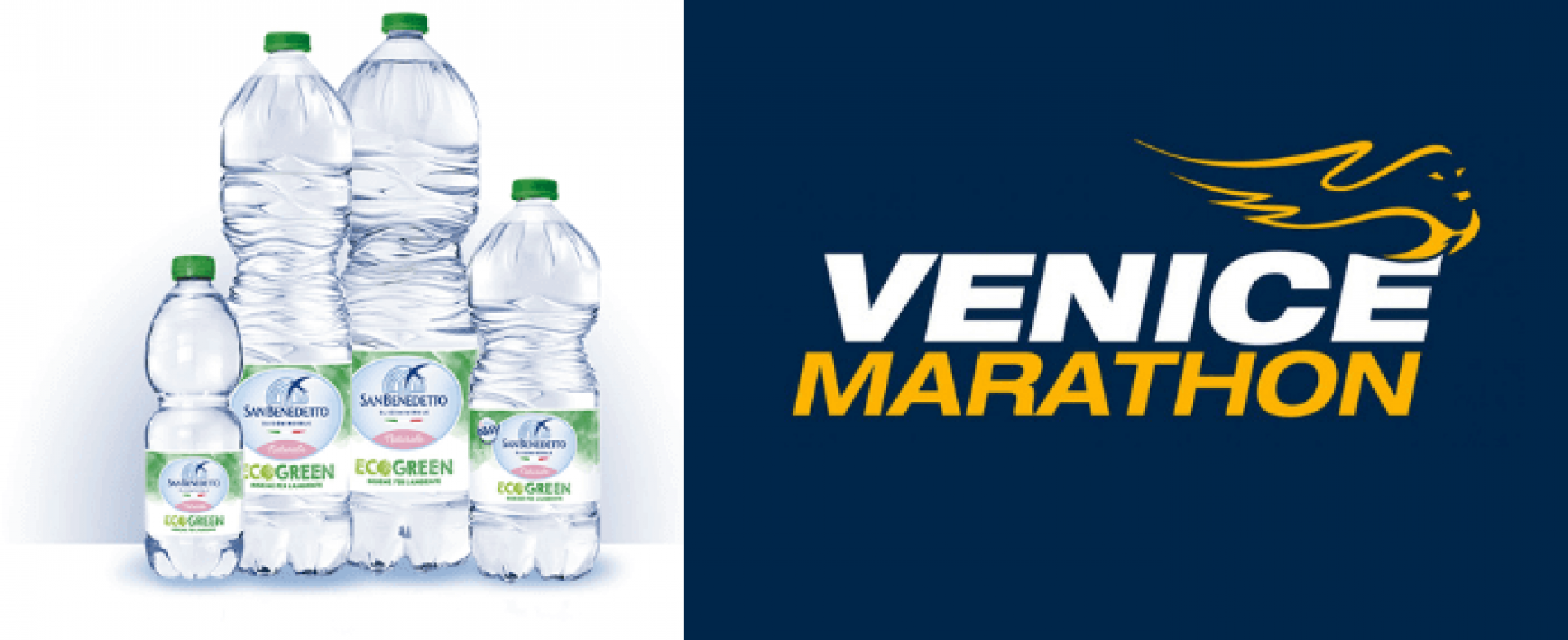 San Benedetto supporta gli atleti della Venicemarathon