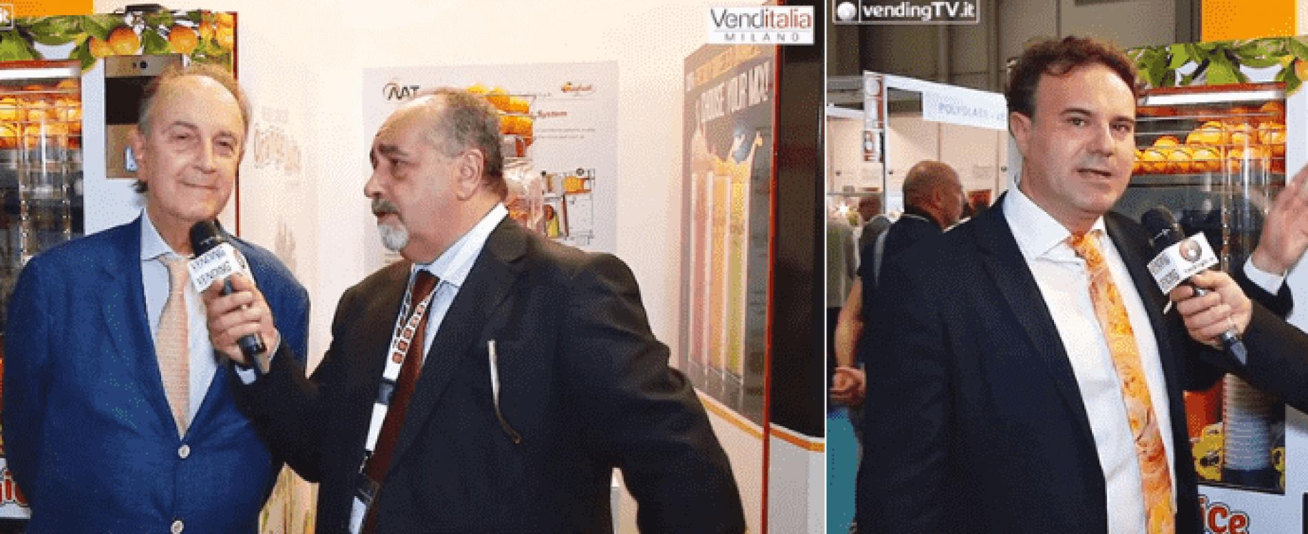 Venditalia 2018. Interviste allo stand AAT – Oranfresh
