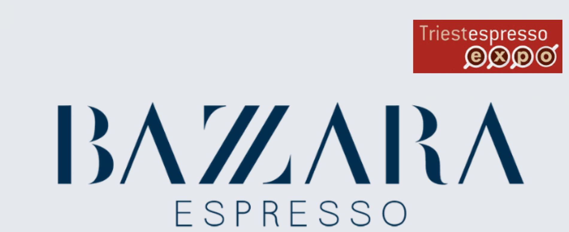 Bazzara srl a TriestEspresso 2018. Pad. 27 – Stand 12-49