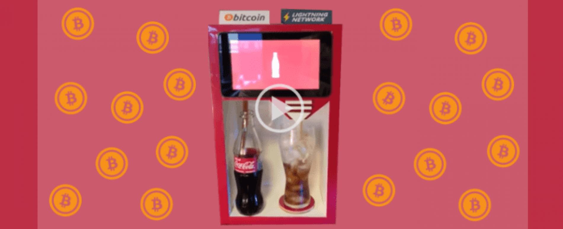 Vending e Bitcoin. Ci prova un hardware hacker spagnolo