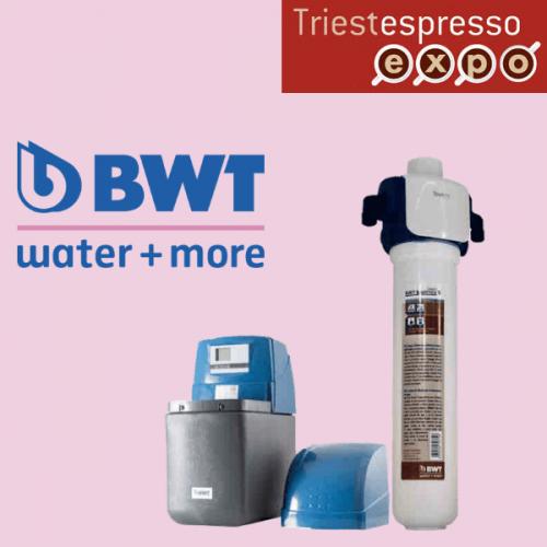 BWT a TriestEspresso 2018. Pad. 25 – Stand 27