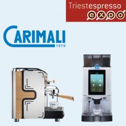 Carimali a TriestEspresso 2018. Pad. 30 – Stand 88B
