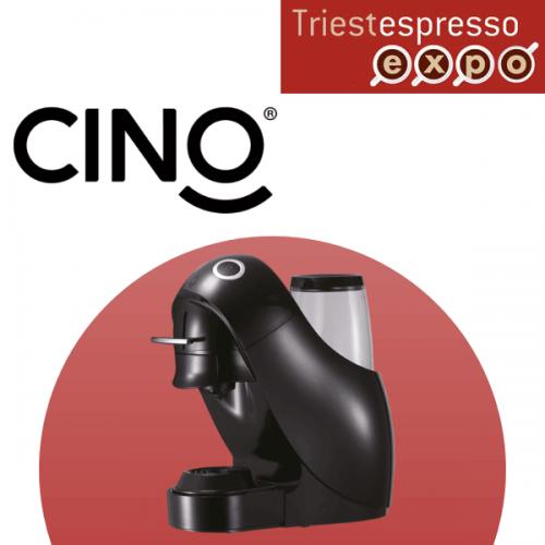 CINO a TriestEspresso 2018. Pad. 30 – Stand 96