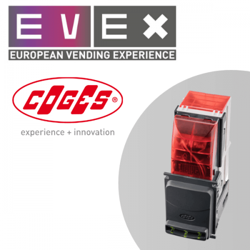 COGES partecipa all'edizione 2018 di EVEX