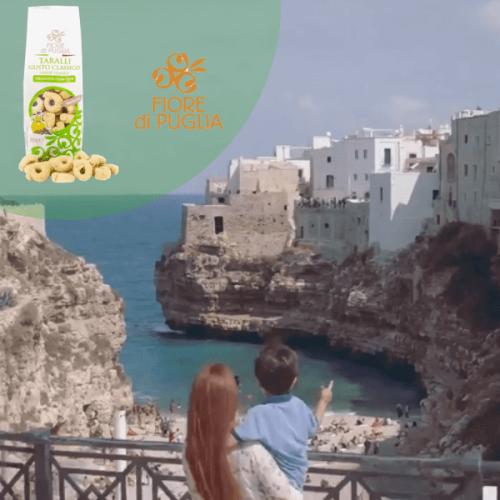 Sapori e colori della tradizione nei nuovi spot di Fiore di Puglia