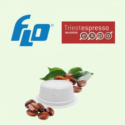 FLO a TriestEspresso 2018. Pad.  30 – Stand 75/77