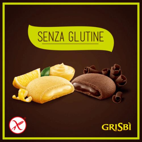 """Tutto il gusto dei Grisbì anche nella linea """"Senza Glutine"""""""