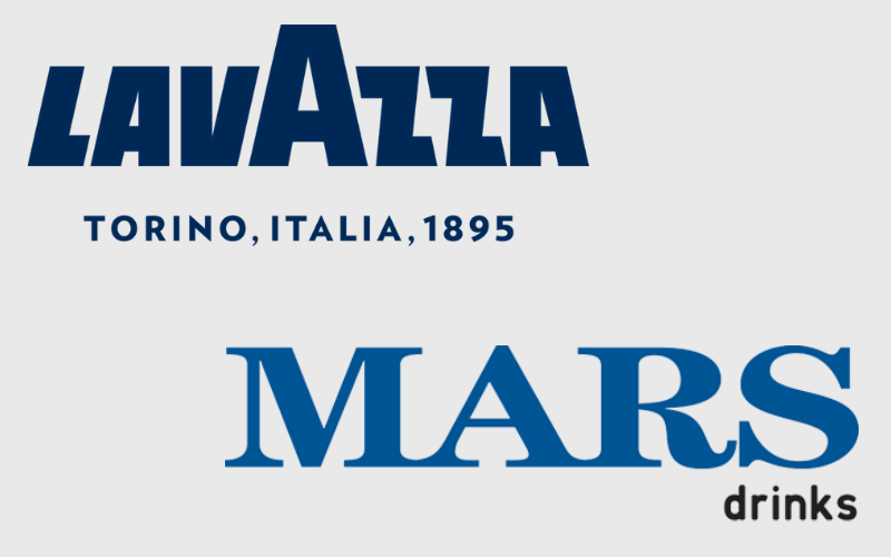 Lavazza Mars Drinks