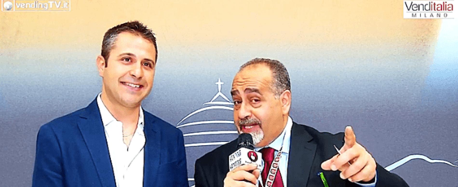Venditalia 2018. Intervista con Andrea Cotino di Caffè Moreno