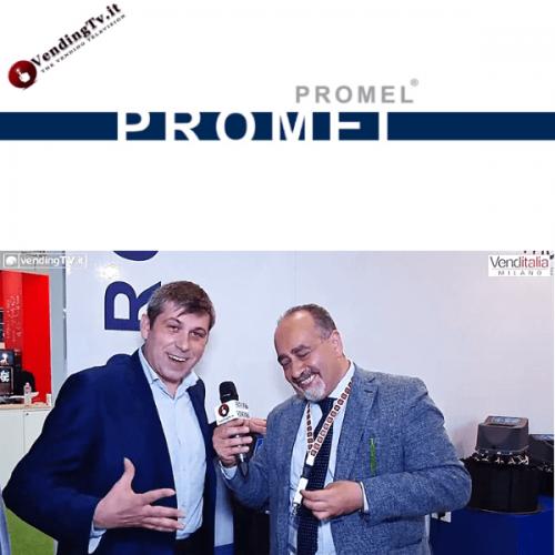 Venditalia2018. Intervista con Federico Bistarini di Promel