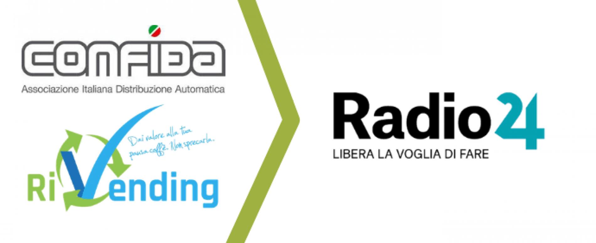 CONFIDA e COREPLA a Radio24 sul riciclo della plastica