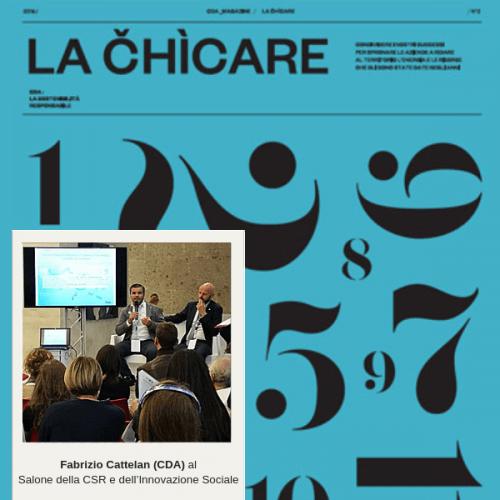 CDA – Cattelan Distributori Automatici al Salone della CSR