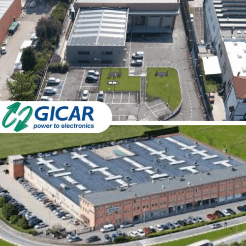 La GICAR inaugura un nuovo stabilimento