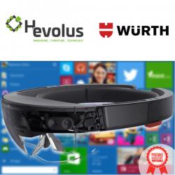 Con Hevolus  e Würth la realtà aumentata nei d.a. di DPI