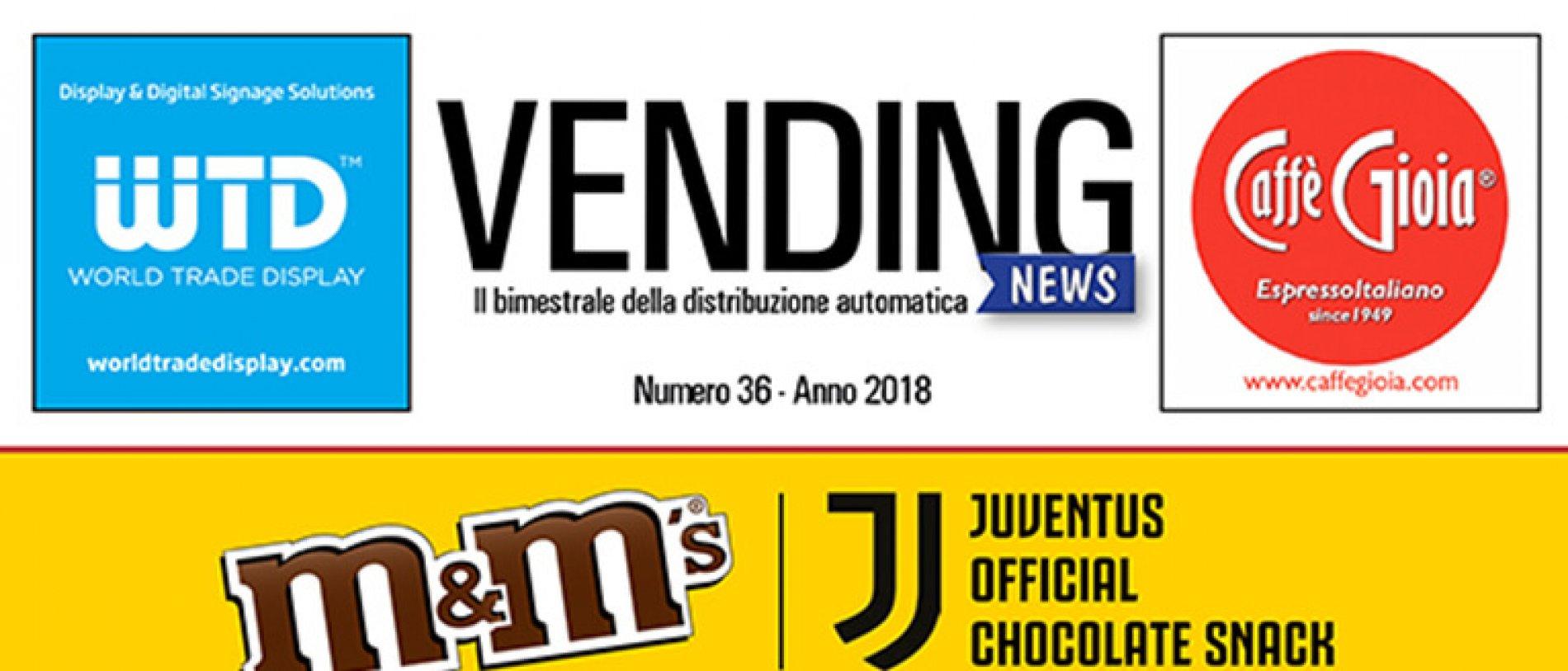 Rivista Vending News – Leggi il numero 36