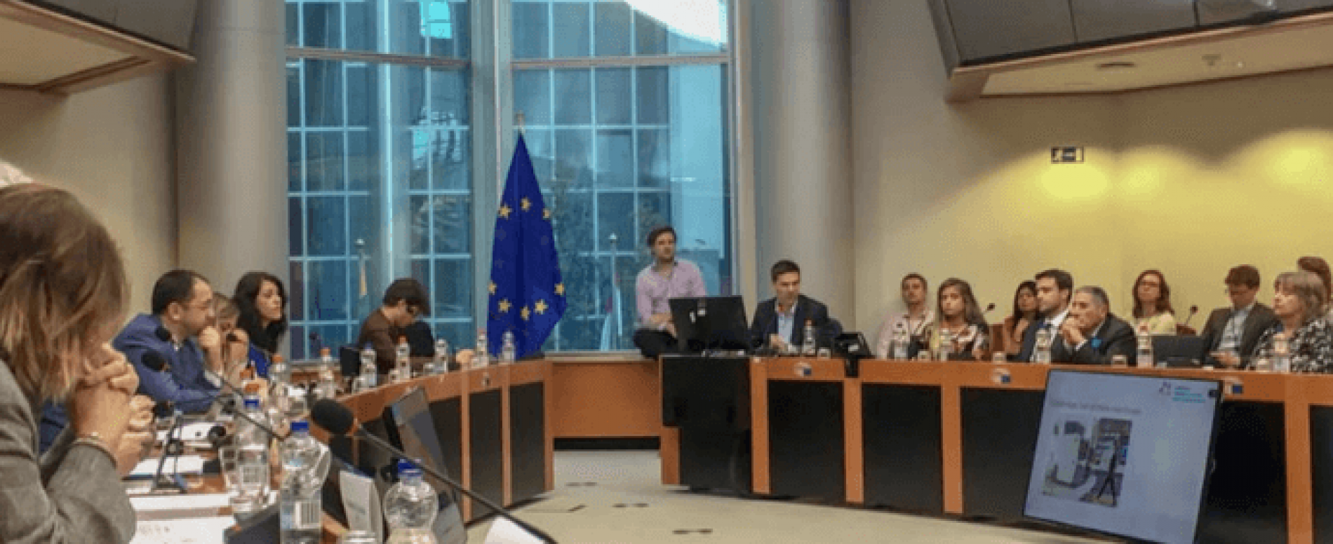 Direttiva plastica. Al MEP, EVA,  industriali e eurodeputati italiani a difesa del settore