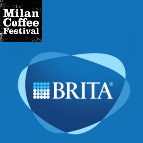 Brita sponsor principale della prima edizione di Milan Coffee Festival
