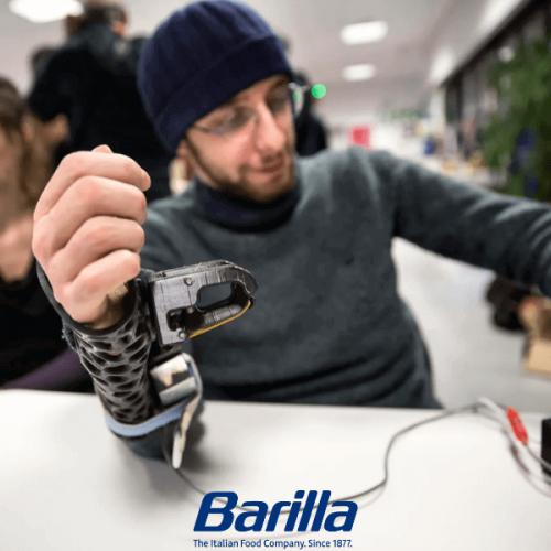 Barilla: premiata in Svizzera per il progetto Hackability