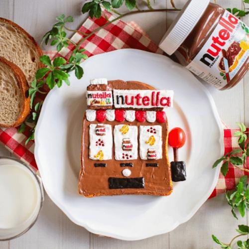 "Nutella Morning Slot: a Osaka in Giappone la ""macchinetta"" dolcissima"
