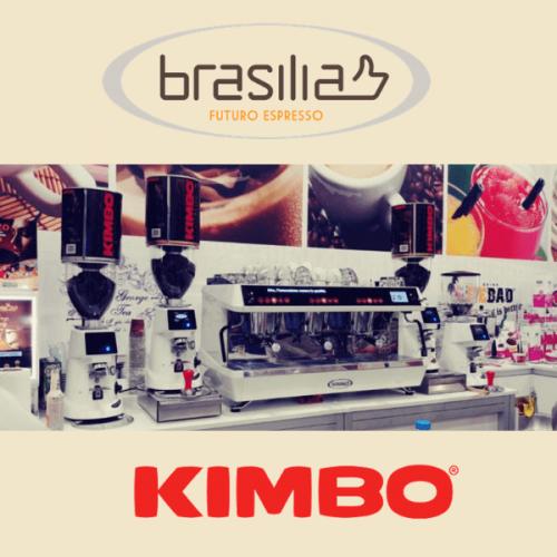 Brasilia e Kimbo: siglata partnership all'insegna della qualità