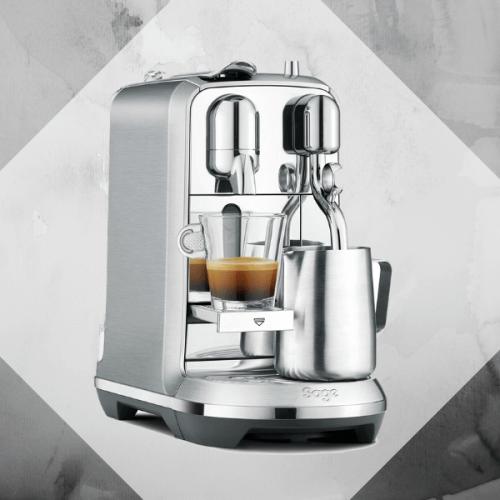 Nespresso Creatista Plus porta la latte art del bar a casa