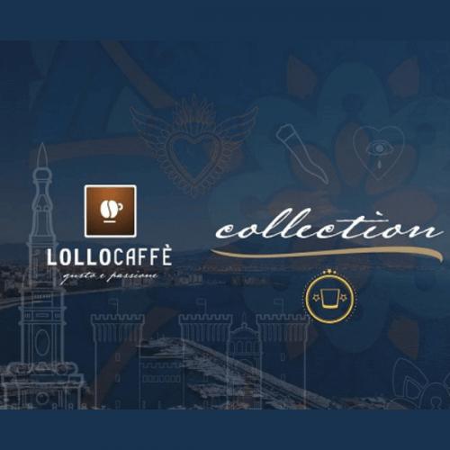 Lollo Caffè pronta a stupire i suoi clienti con la sua prima Collection
