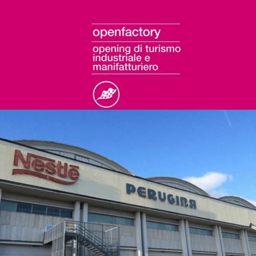 Perugina aderisce al programma Open Factory