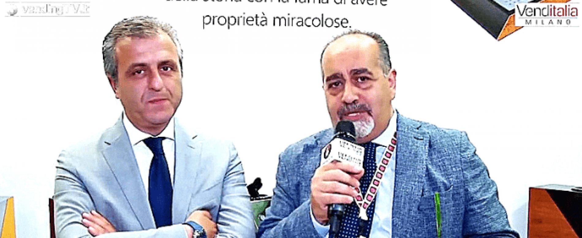 Venditalia 2018. Intervista con Michele De Lucia di @spresso