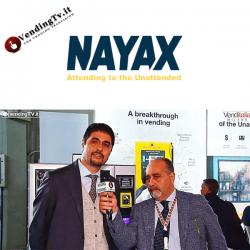 Venditalia 2018. Intervista con Giuseppe Canonaco di Nayax