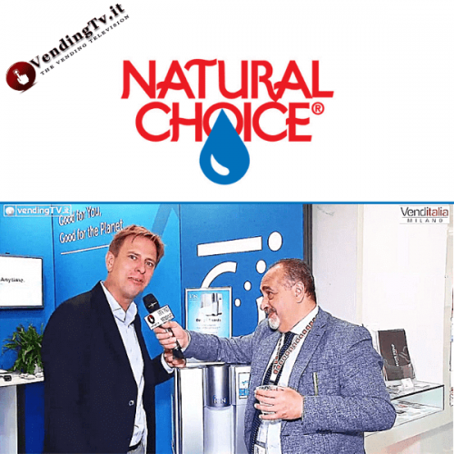 Venditalia 2018. Intervista con R. van der Maat di Natural Choice