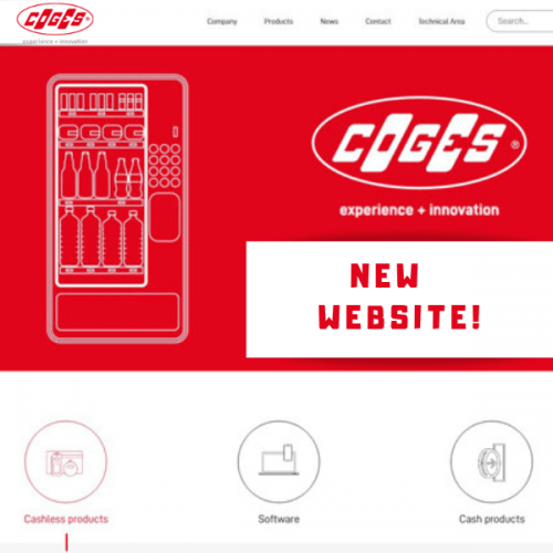 Coges presenta il nuovo sito web commerciale