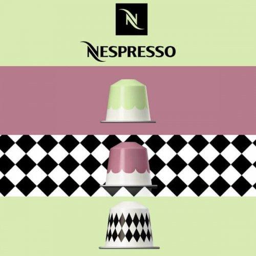 Nespresso lancia la nuova Limited Edition Parisian Gourmandise