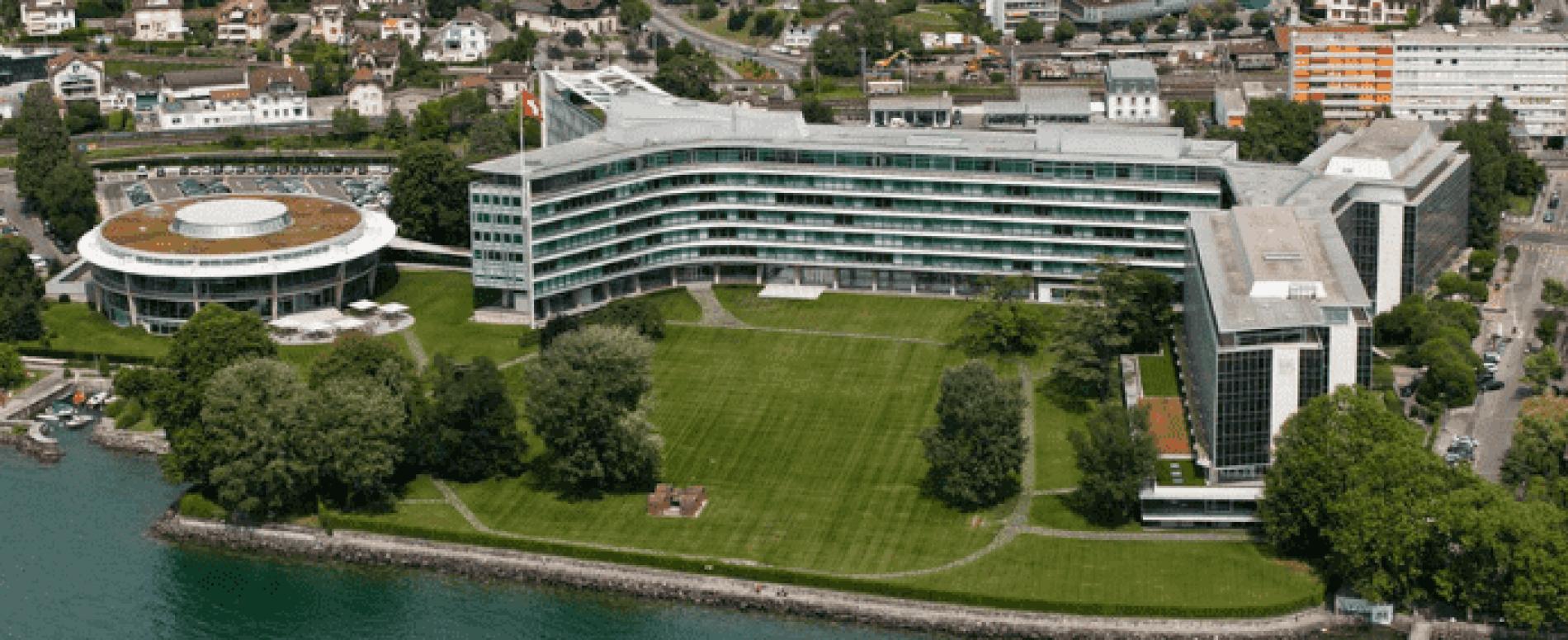 Il quartier generale di Nestlé trasloca nella sede storica di Vevey