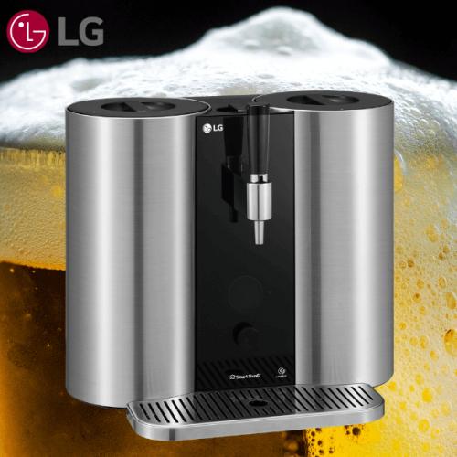 LG HomeBrew e birra in capsule: la rivoluzione delle craft beer