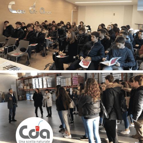 CDA fa scuola: formazione per i talenti del futuro