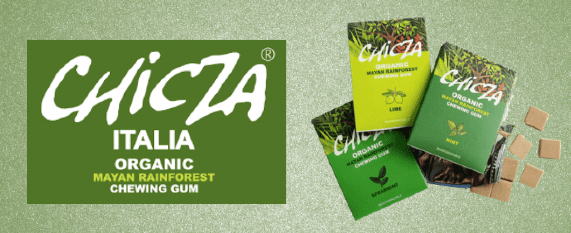 La EcolBio premiata per Chicza, il chewing-gum 100% biologico