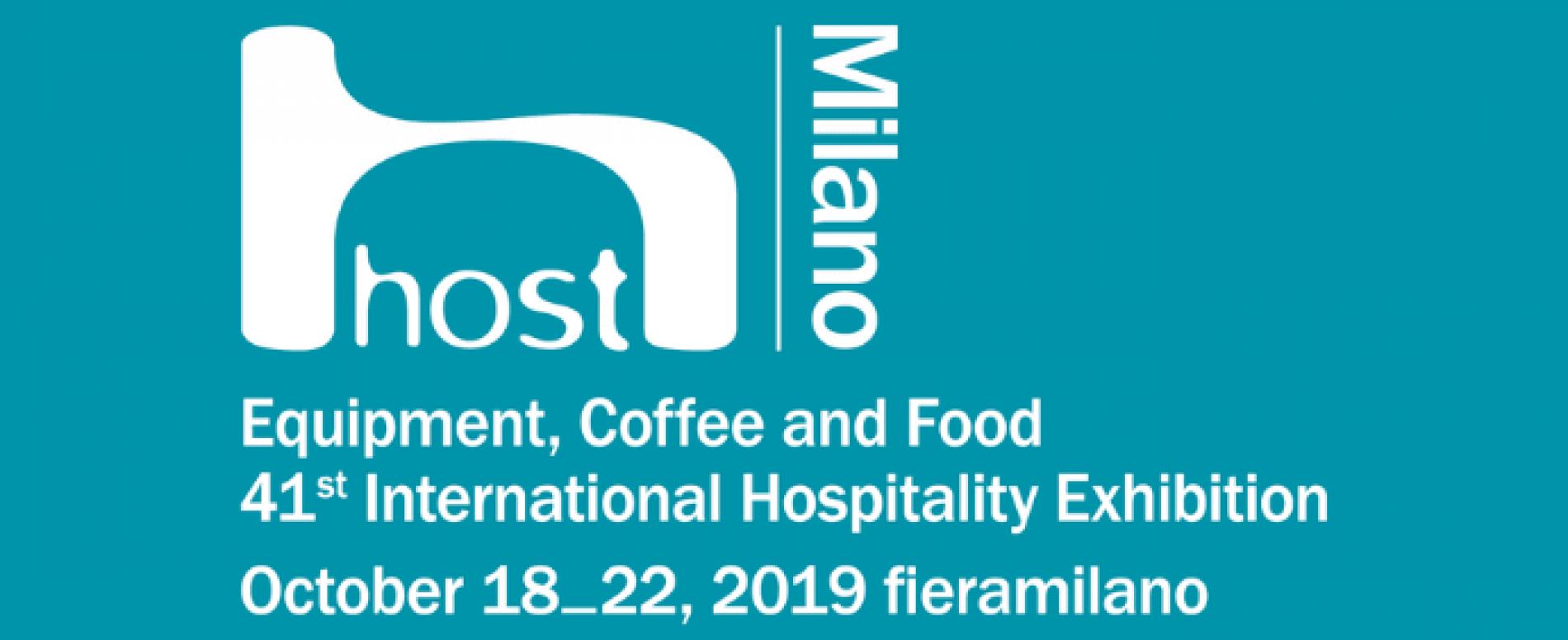 2019: è l'anno della quarantunesima edizione di HostMilano!