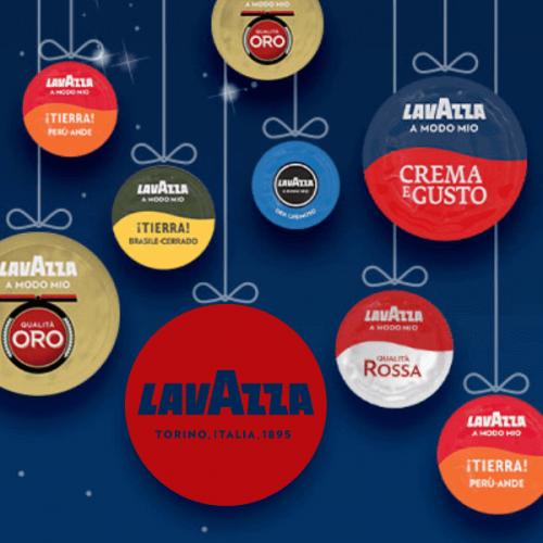 Giuseppe Lavazza a Gattinara per gli auguri di Natale ai dipendenti